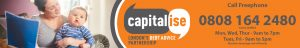 Capitalise - London's Debt Advice Network - Call 0808  164 2480